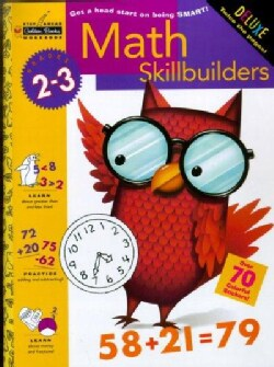 Math Skillbuilders: Grades 2-3 (Paperback)
