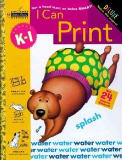 I Can Print (Paperback)