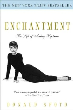 Enchantment: The Life of Audrey Hepburn (Paperback)