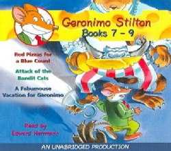 Red Pizzas for a Blue Count / Attack of the Bandit Cats / a Fabulous Vacation for Geronimo (CD-Audio)