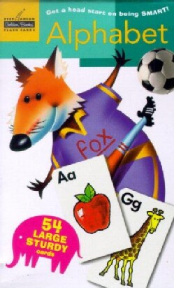 Alphabet: Flash Cards (Paperback)