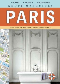 Knopf Mapguide: Paris (Paperback)