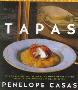 Tapas: The Little Dishes of Spain (Hardcover)