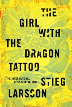 The Girl with the Dragon Tattoo (Hardcover)