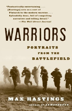 Warriors: Portraits from the Battlefield (Paperback)