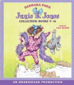Junie B. Jones Collection: Books 9-16 (CD-Audio)