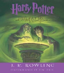 Harry Potter and the Half-blood Prince (CD-Audio)