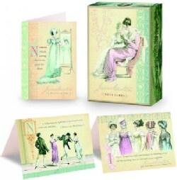 Jane Austen Note Cards (Cards)
