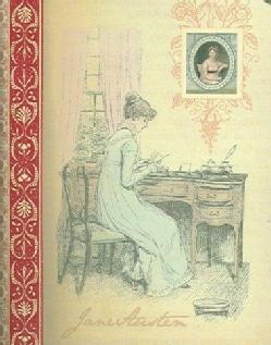 Jane Austen Address Book (Address book)