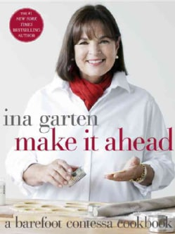 Make It Ahead (Hardcover)