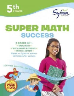 5th Grade Super Math Success (Paperback)