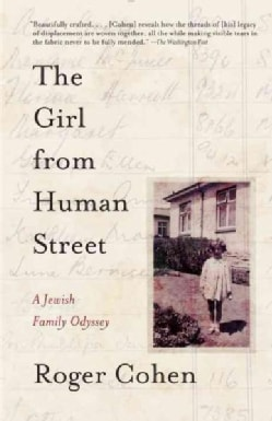 The Girl from Human Street: A Jewish Family Odyssey (Paperback)