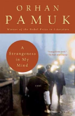 A Strangeness in My Mind (Paperback)