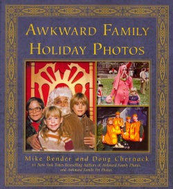 Awkward Family Holiday Photos (Paperback)