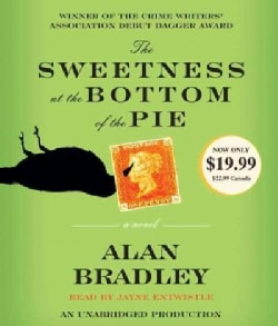 The Sweetness at the Bottom of the Pie (CD-Audio)
