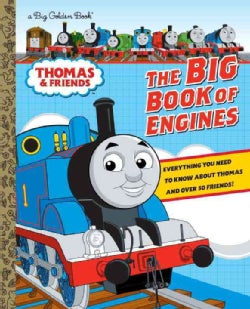 The Big Book of Engines (Hardcover)