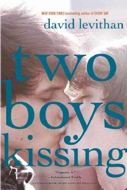 Two Boys Kissing (Hardcover)