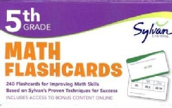 Math Flashcards, Fifth Grade (Cards)