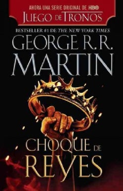Choque de reyes / A Clash of Kings (Paperback)