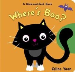 Where's Boo? (Board book)