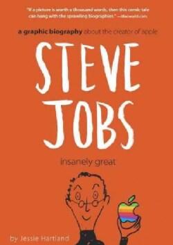 Steve Jobs: Insanely Great (Paperback)