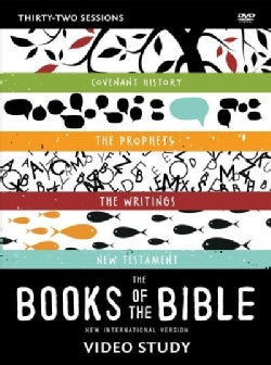 The Books of the Bible Video Study (DVD video)