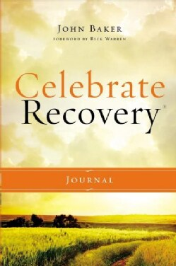Celebrate Recovery Journal (Notebook / blank book)