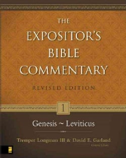 The Expositor's Bible Commentary: Genesis-leviticus (Hardcover)