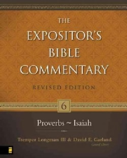 The Expositor's Bible Commentary: Proverbs-isaiah (Hardcover)