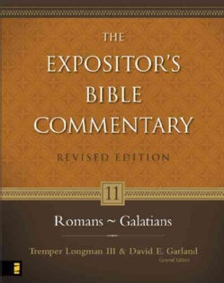 The Expositor's Bible Commentary: Romans-Galatians (Hardcover)