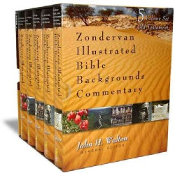 Zondervan Illustrated Bible Backgrounds Commentary: Old Testament (Hardcover)