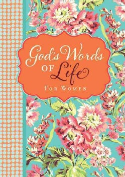 God's Words of Life for Women (Paperback)