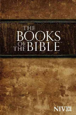 The Books of the Bible: New International Version (Hardcover)
