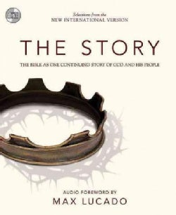 The Story: The Bible as One Continuing Story of God and His People: Selections from the New International Version (CD-Audio)