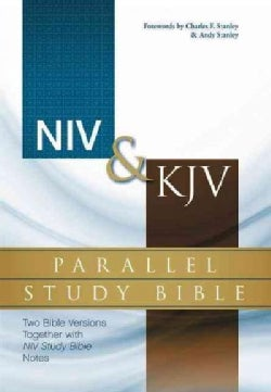 NIV & KJV Parallel Study Bible: New International Version and King James Version Parallel Study Bible (Hardcover)