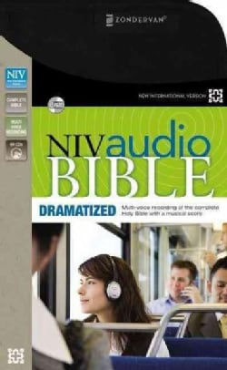 NIV Audio Bible: New International Version, Dramatized (CD-Audio)