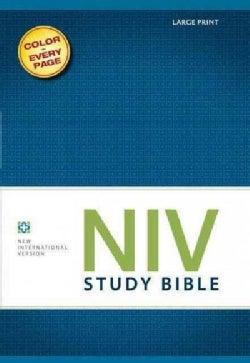 NIV Study Bible: New International Version (Hardcover)