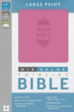 Holy Bible: New International Version, Orchid, Italian Duo-Tone, Premium Value Thinline (Paperback)