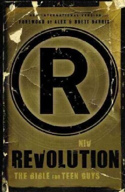 Revolution: New International Version, The Bible for Teen Guys (Hardcover)
