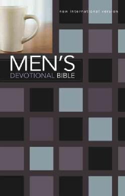Men's Devotional Bible: New International Version (Hardcover)