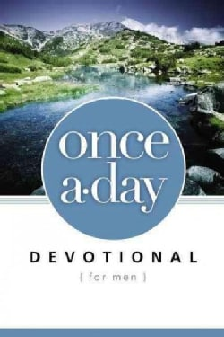 Once-a-Day Devotional for Men (Paperback)