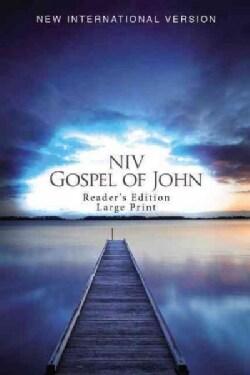 Gospel of John: New International Version, Blue Pier, Reader's Edition (Paperback)