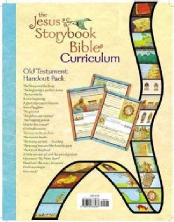 The Jesus Storybook Bible Curriculum Old Testament Handout Pack (Paperback)
