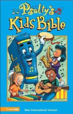 Psalty's Kids Bible New International Version (Hardcover)