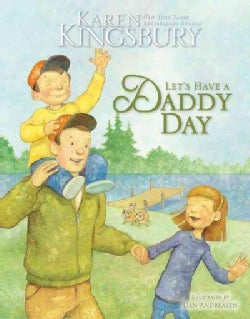Let's Have a Daddy Day (Hardcover)