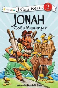 Jonah, God's Messenger (Paperback)