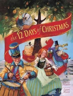 The 12 Days of Christmas: The Story Behind a Favorite Christmas Song (Paperback)
