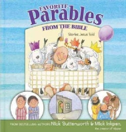 Favorite Parables from the Bible: Stories Jesus Told (Hardcover)