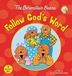 The Berenstain Bears Follow God's Word (Hardcover)