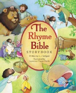 The Rhyme Bible Storybook (Hardcover)